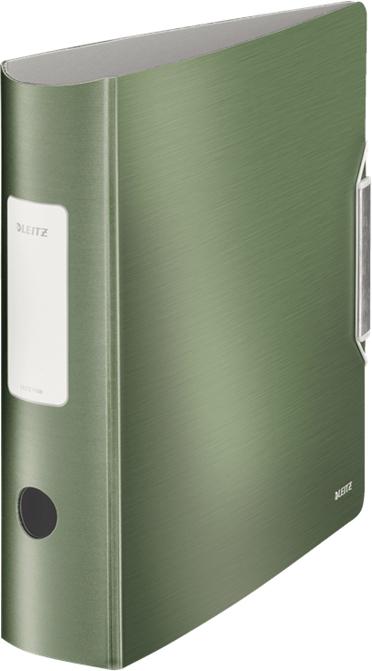 Leitz Папка-регистратор 180° Active Style обложка 82 мм цвет зеленый