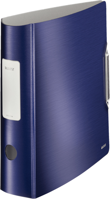 Leitz Папка-регистратор 180° Active Style обложка 82 мм цвет синий