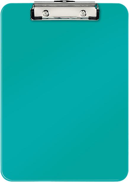 Leitz Папка-планшет WOW А4 цвет бирюзовый