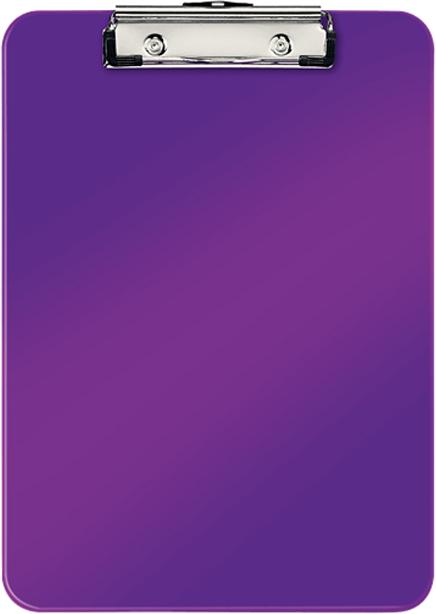 Leitz Папка-планшет WOW А4 цвет фиолетовый
