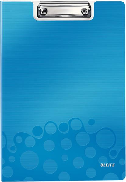 Leitz Папка-планшет WOW с крышкой цвет синий