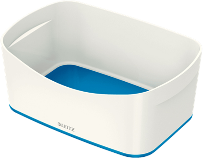 Leitz Лоток для хранения MyBox цвет белый синий