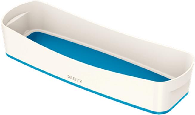Leitz Лоток для письменных принадлежностей MyBox цвет белый синий