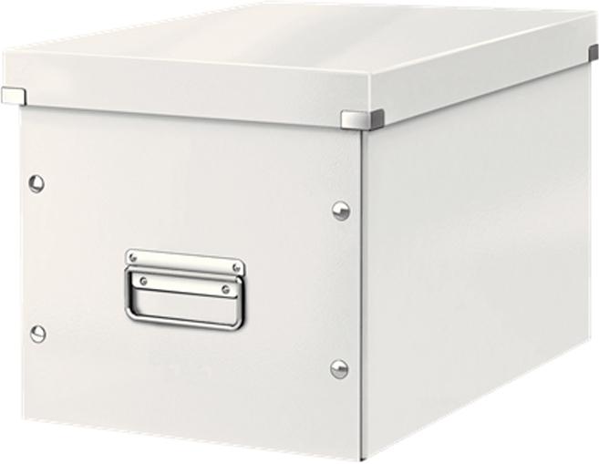 Leitz Короб архивный Click-n-Store размер L цвет белый бокс для хранения вещей ikea ikea