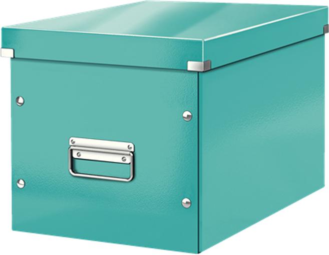 Leitz Короб архивный Click-n-Store размер L цвет бирюзовый бокс для хранения вещей ikea ikea