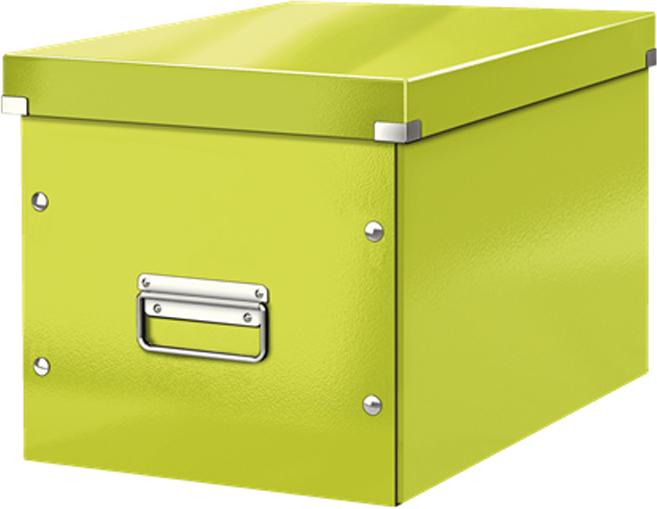 Leitz Короб архивный Click-n-Store размер L цвет зеленый бокс для хранения вещей ikea ikea