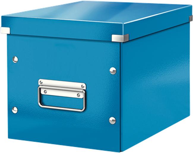 Leitz Короб архивный Click-n-Store размер М цвет синий