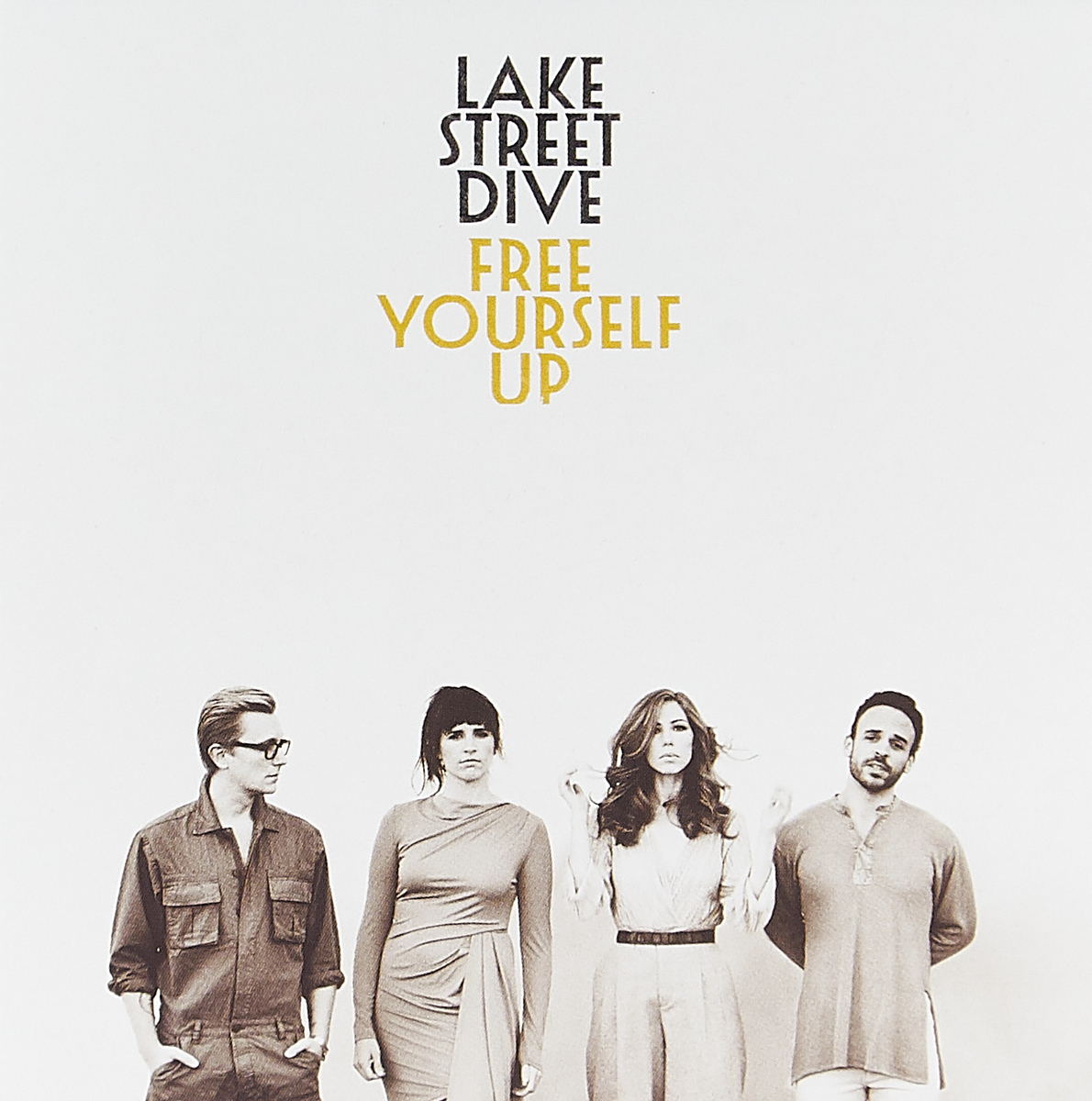 Lake Street Dive Lake Street Dive. Free Yourself Up (CD) dive