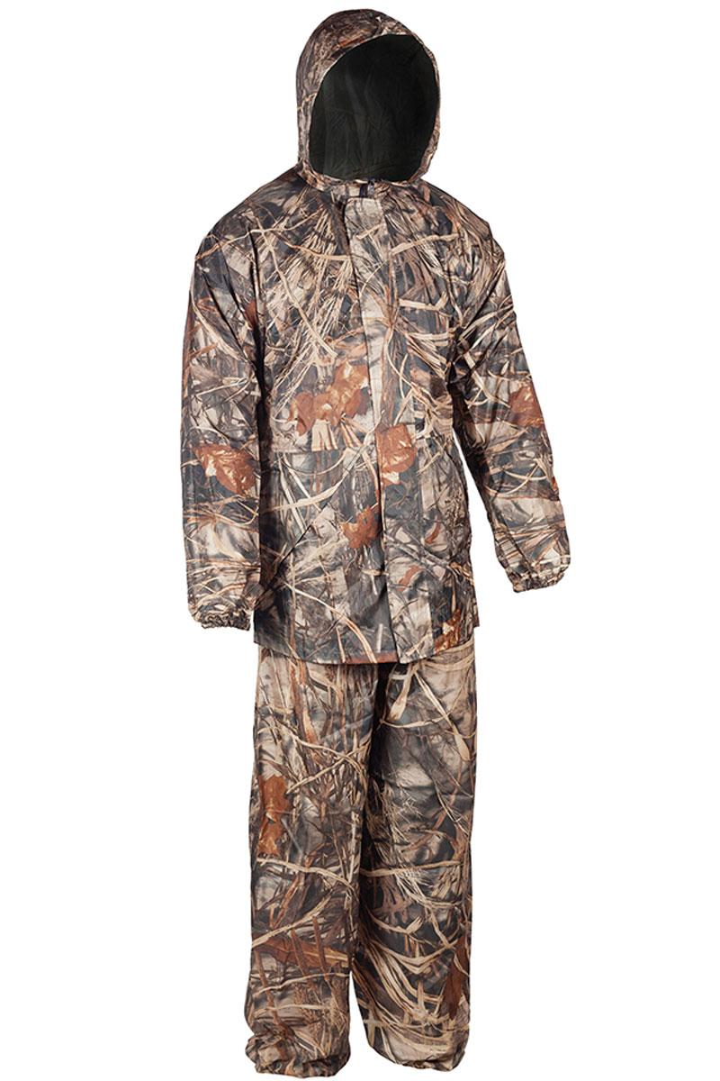 Костюм рыболовный HUNTSMAN костюм huntsman байкал тк флис bl 200 974 серый