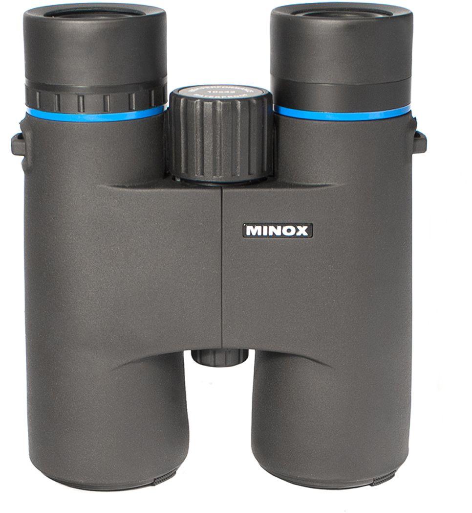 Бинокль Minox BLU, 8x42 монокуляр minox md 8x42 c wp