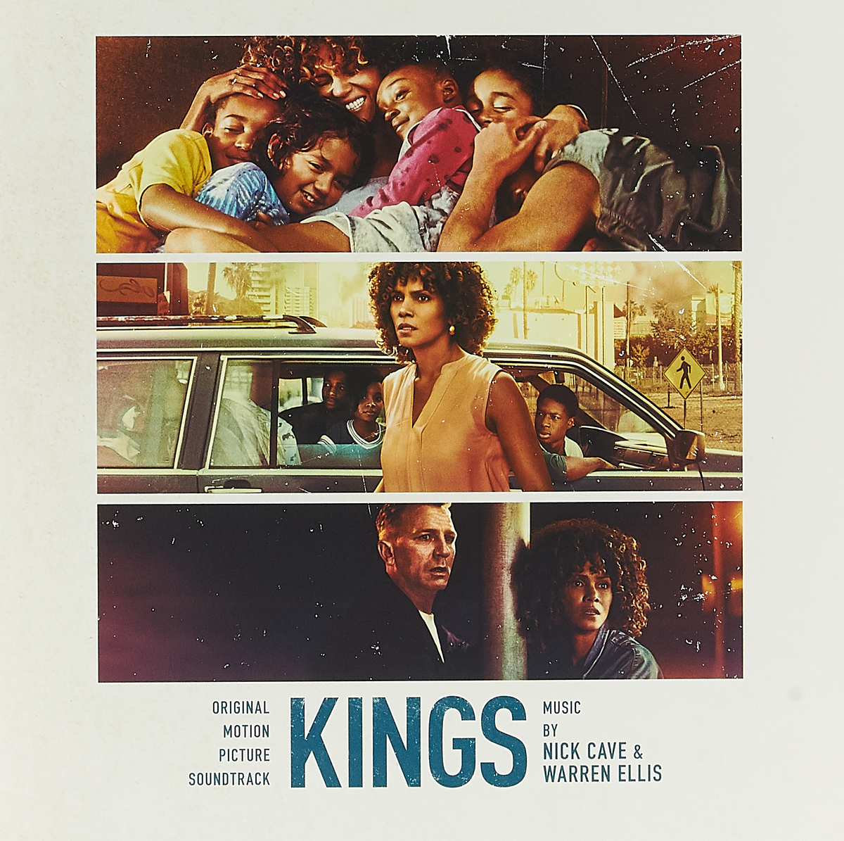 Kings. Original Motion Picture Soundtrack (LP) butch tavares adi armour the o jays brawl in cell block 99 original motion picture soundtrack lp