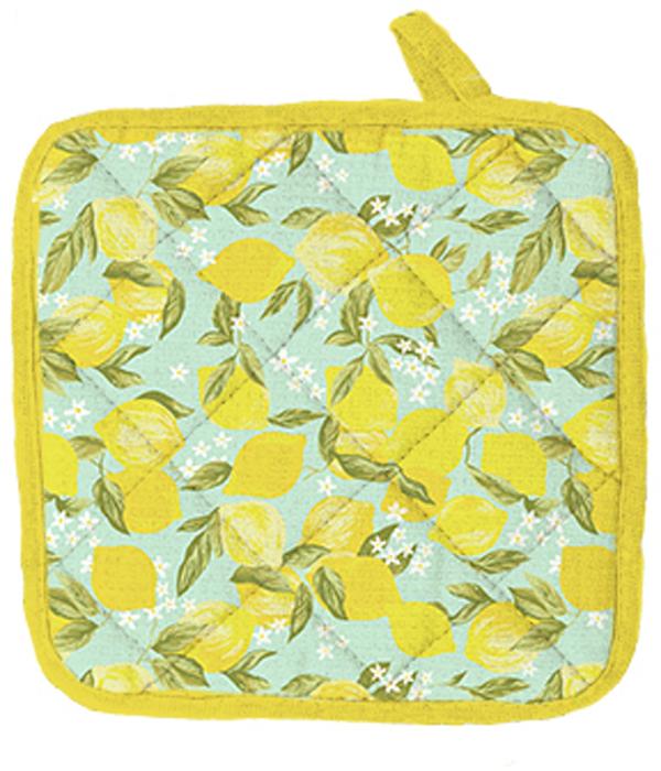 Прихватка Bonita Лимоны, 17 х 17 см gangxun 17
