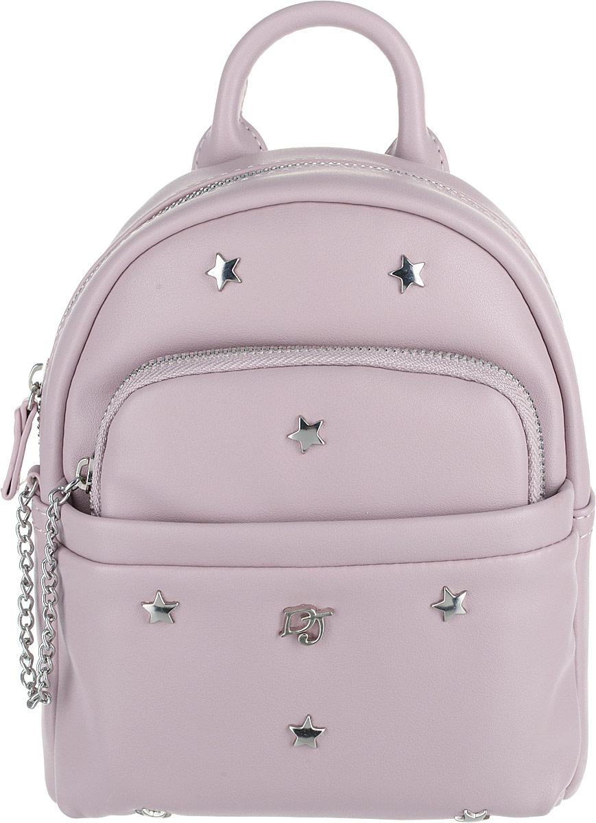 Рюкзак женский David Jones, цвет: розовый. CM3701 PINK