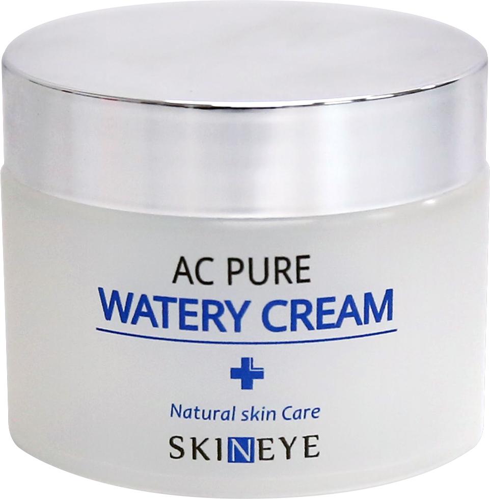Skineye Ac Pure Крем осветляющий и увлажняющий для лица, 50 мл