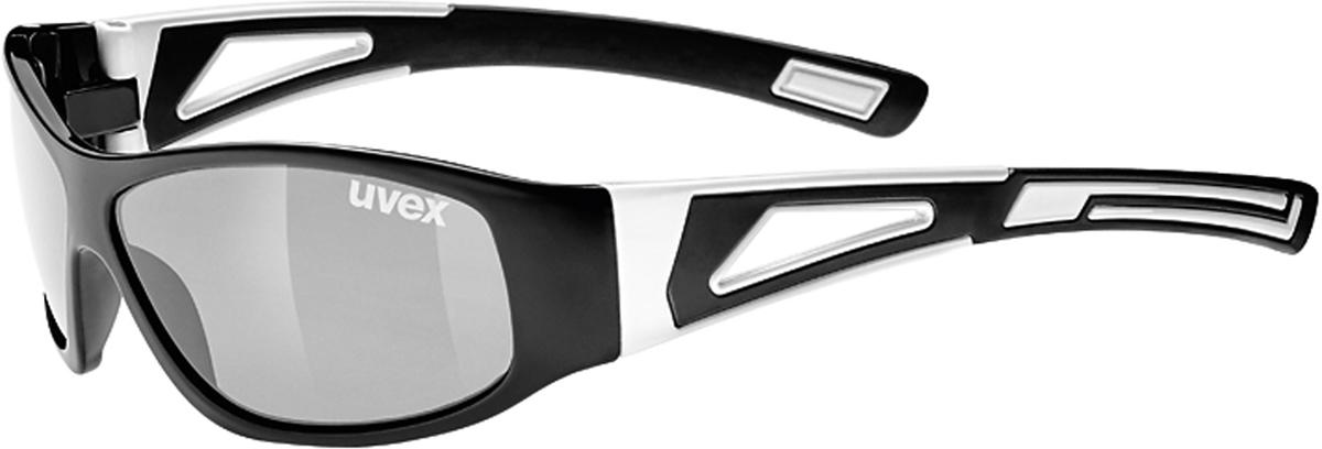 Велосипедные очки Uvex Sportstyle 509 Kids', цвет: черный