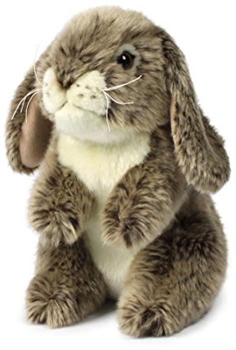 Anna Club Plush Мягкая игрушка Кролик стоит цвет серый28.182.020Во всем мире существует более 150 признанных пород кроликов, многие из которых стали популярны в качестве домашних животных. За последние годы кролики заняли свое высокое место в качестве одних из лучших домашних питомцев. И в этом есть несколько причин - они умны, дружелюбны и веселы. Чувствительные и хрупкие создания послушны, уход за ними несложный, поэтому их соседство приносит всем членам семьи радость и удовольствие. Игрушка произведена Голландской компанией IBTT B.V. и максимально похожа на живого кролика. Она непременно порадует вас и ваших детей и никого не оставит равнодушными. Мягкие игрушки серии Anna Club Plush отличаются высочайшим европейским качеством и соответствуют самым строгим стандартам безопасности. Игрушки изготовлены из высококачественных и экологически чистых материалов. Наполнитель из 100% гипоаллергенного волокна и высококачественного плюша не наносит вред здоровью, не деформируется и не теряет внешний вид при машинной стирке.