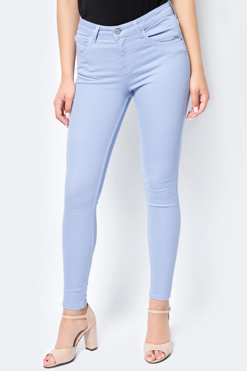 9fb4fa52bd2b1 Стильные женские брюки от adL созданы специально для того, чтобы  подчеркивать достоинства вашей фигуры. Изделие выполнено из хлопка с  добавлением полиэстера ...