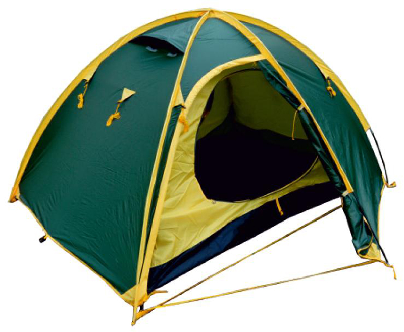 """Палатка Talberg """"Space 2"""", цвет: зеленый"""