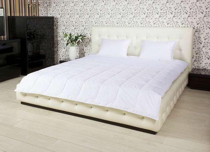 """Одеяло Primavelle """"Swan"""" 140 х 205 см, белый"""