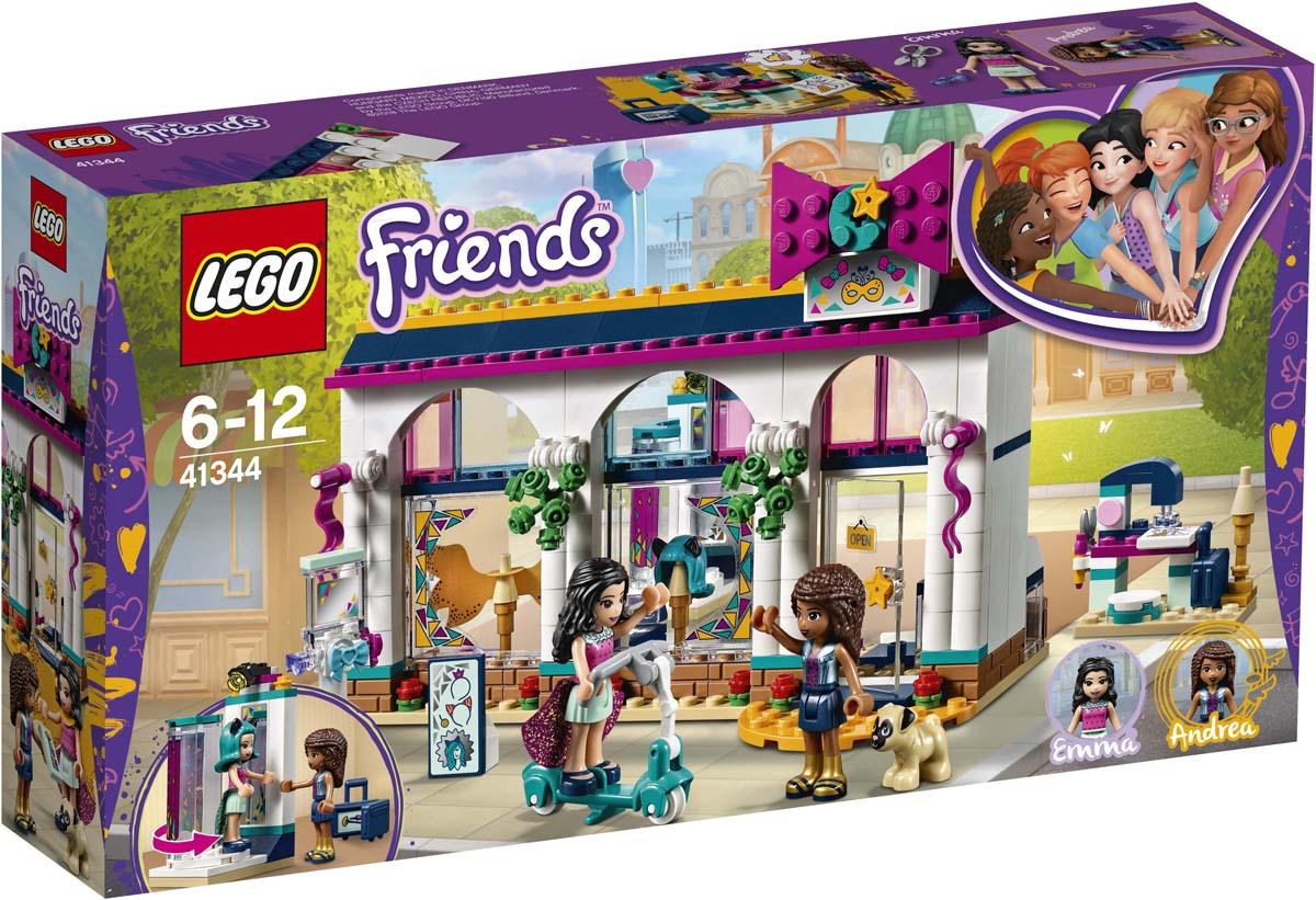 LEGO Friends 41344 Магазин аксессуаров Андреа Конструктор