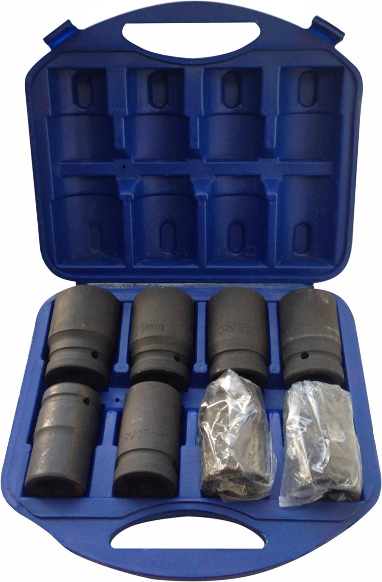 Фото - Набор головок БелАК, 1'' (25 мм), (27,30,32,33,34,36,38,41), 8 шт набор головок арсенал нг 12 1216 8