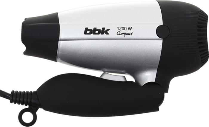 Фен BBK BHD1200, Black Gray