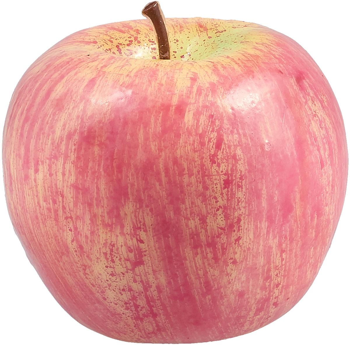 Муляж Engard Яблоко, цвет: розовый, 9 см муляж engard гранат 9 см