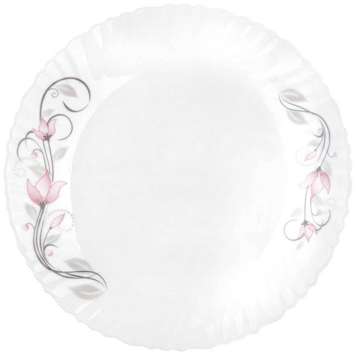 Тарелка обеденная Miolla Натали, 24 см цена