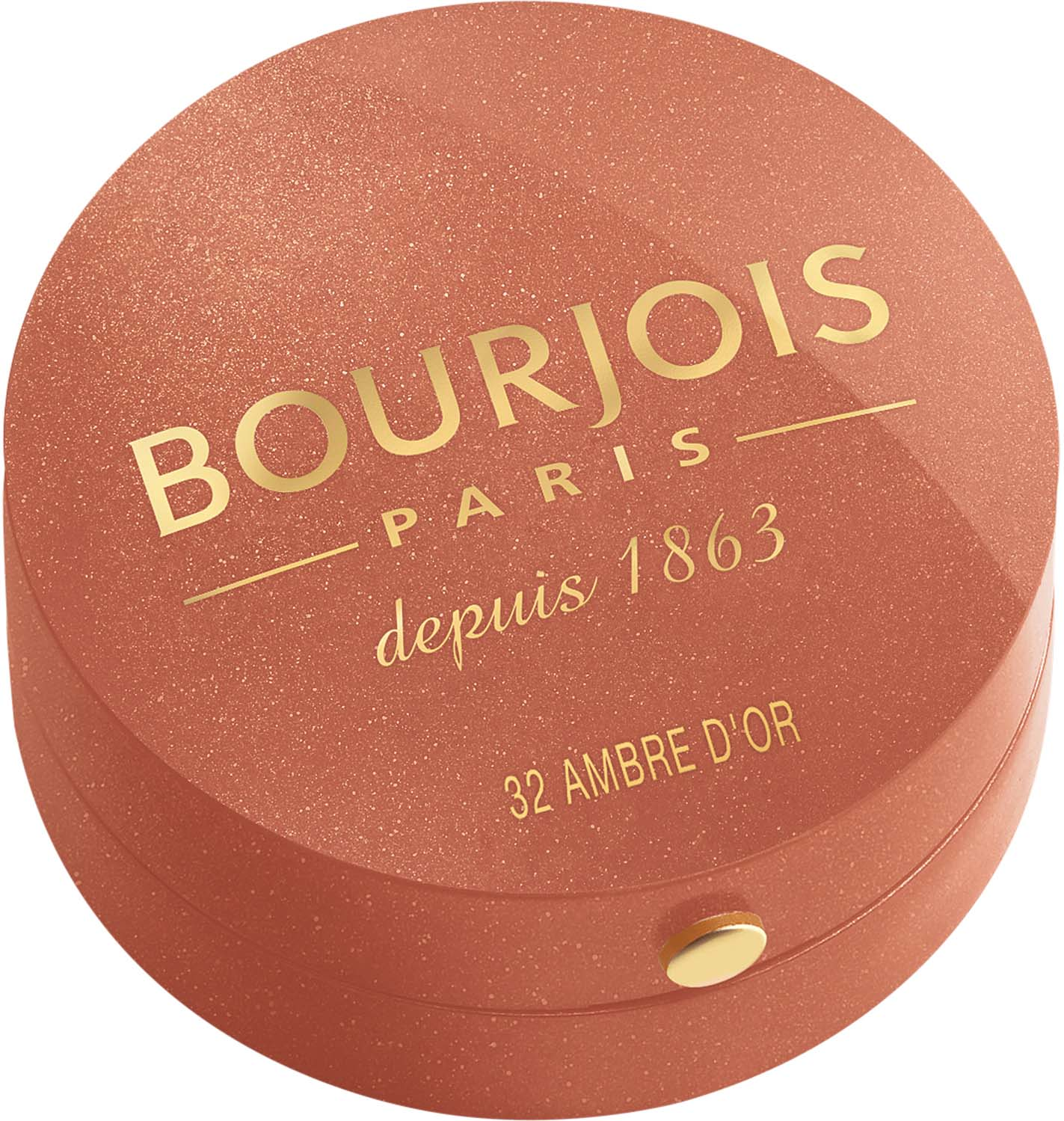 Bourjois Румяна Blusher тон 32 ambre d`or, 22 г