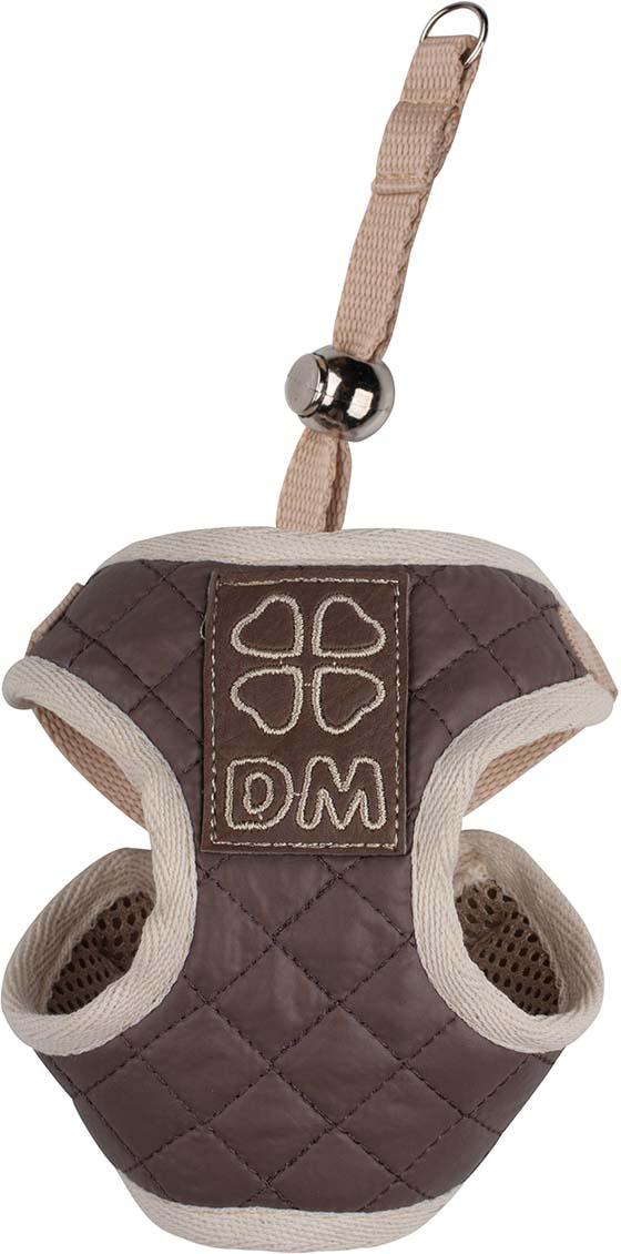 Шлейка для собак Dogmoda Лаки. Размер 1 (S) шлейка для собак dogmoda сезон размер 1