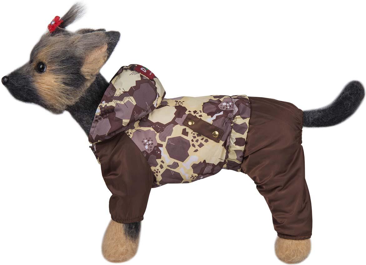 """Комбинезон для собак Dogmoda """"Вилли"""", унисекс. Размер L"""