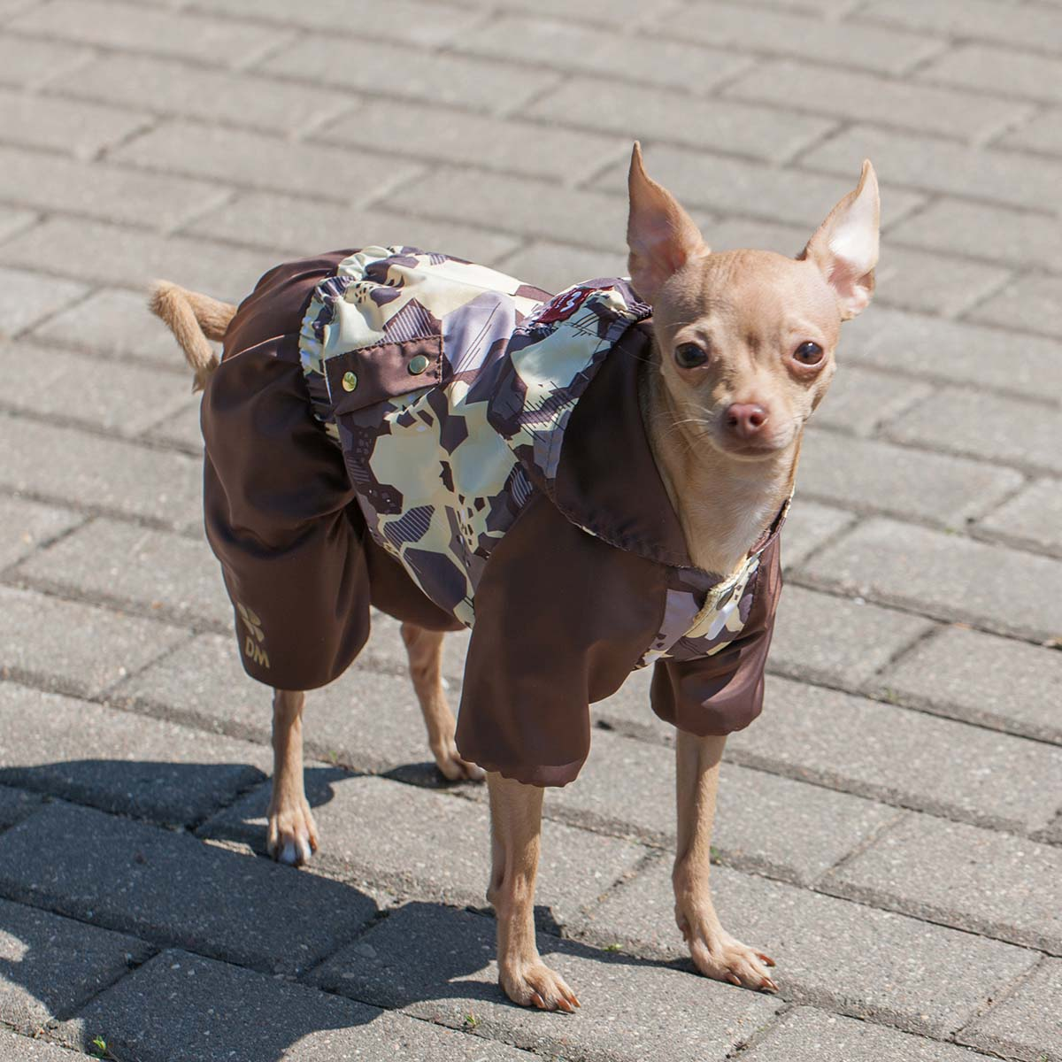Комбинезон для собак Dogmoda Вилли унисекс  Размер XL