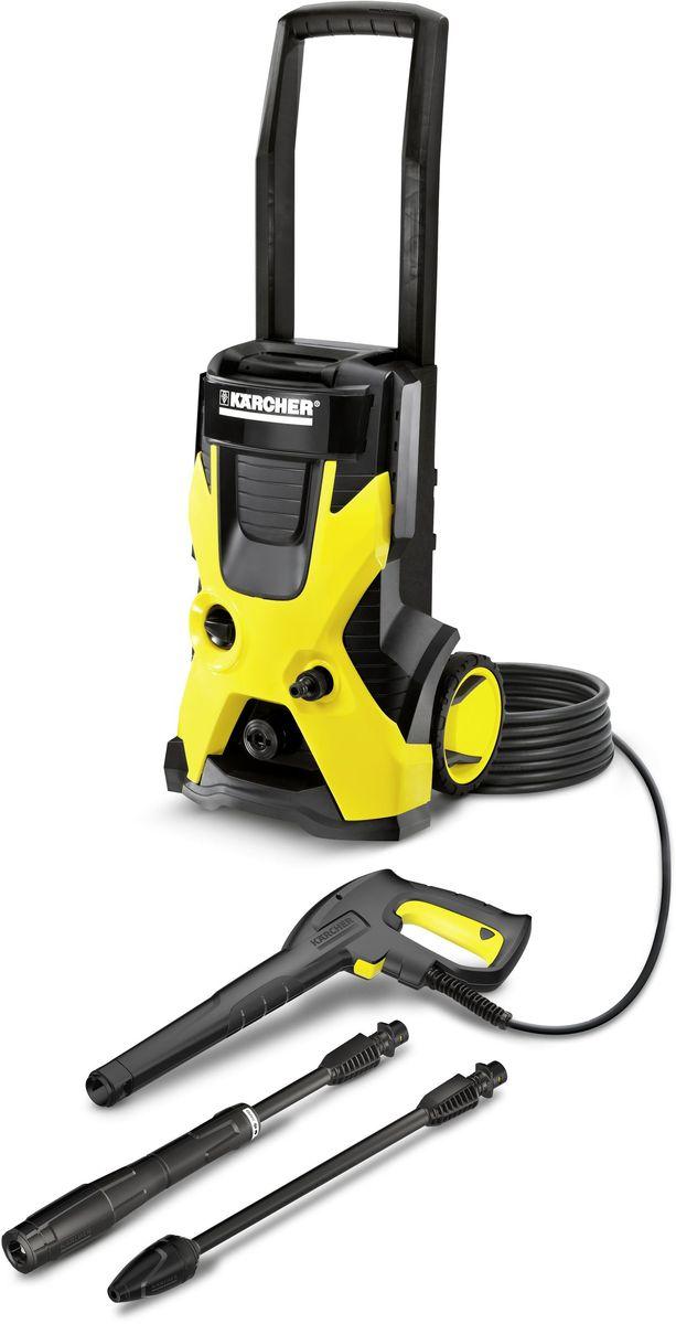 Аппарат высокого давления Karcher K 5 Basic аппарат высокого давления посейдон e5 150 21 reel