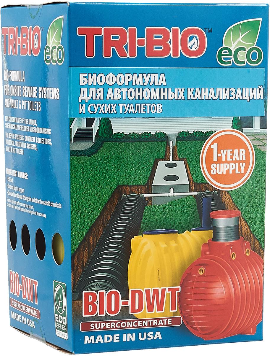 Биоформула для автономных канализаций Tri-Bio Bio-Dwt, 500 г цена