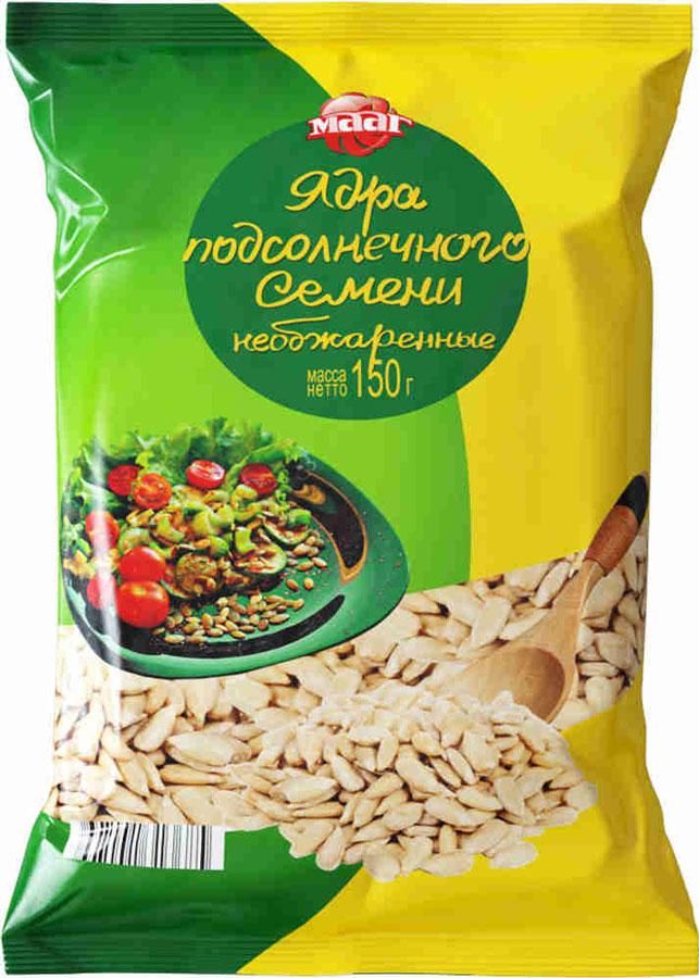 МААГ ядра подсолнечного семени необжаренные, 150 г цена