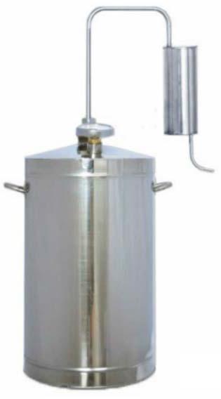 Дистиллятор бытовой Первач Эконом 16Т, домашний, 16 л дистиллятор домашний