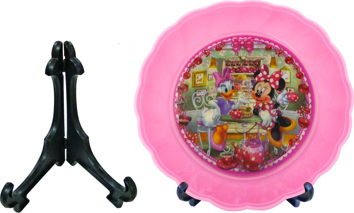 Disney Набор детской посуды Минни и Дейзи 2 предмета лонгслив printio хеллбой