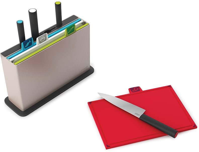 Набор разделочных досок с ножами Joseph Joseph