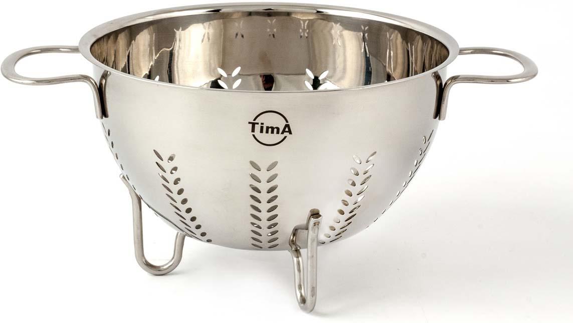 """Дуршлаг """"TimA"""", диаметр 18 см, 3 л"""