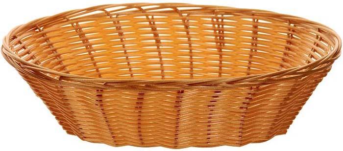 Корзинка плетеная Oriental Way Мульти, овальная, 26 х 17 см