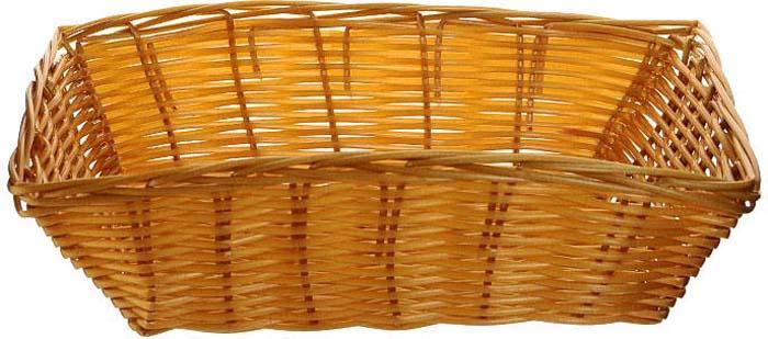 Корзинка плетеная Oriental Way Мульти, прямоугольная, 23 см х 15 см корзинка для хлеба neo way мульти 25 19 9 см