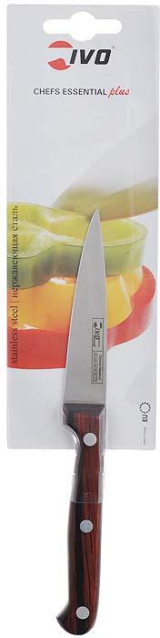 """Нож для чистки """"Ivo"""", длина лезвия 9 см. 12000"""