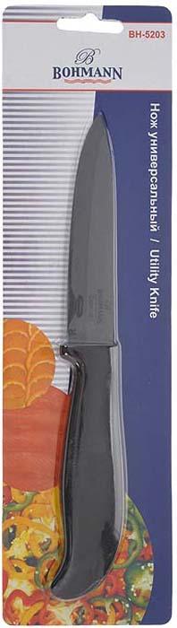 """Нож универсальный """"Bohmann"""", керамический, длина лезвия 10 см"""