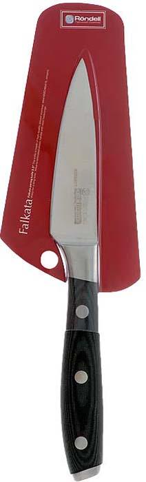 Нож для чистки овощей Rondell Falkata, длина лезвия 9 см. RD-330 нож для чистки овощей rondell falkata длина лезвия 9 см rd 330
