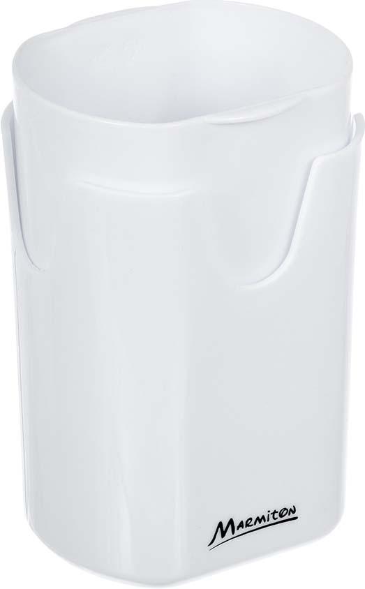 Нож для картофеля Marmiton, цвет: белый, 8 х 10 х 14 см нож для картофеля marmiton цвет белый 8 х 10 х 14 см