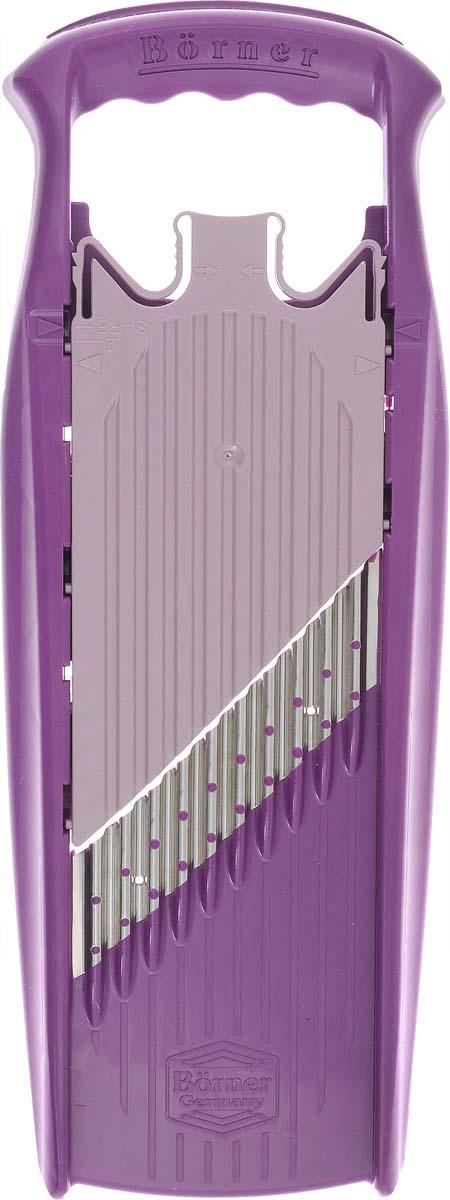 Фрукто-овощерезка Borner 3580404 соль mavala для смягчающих ножных ванн 300 г