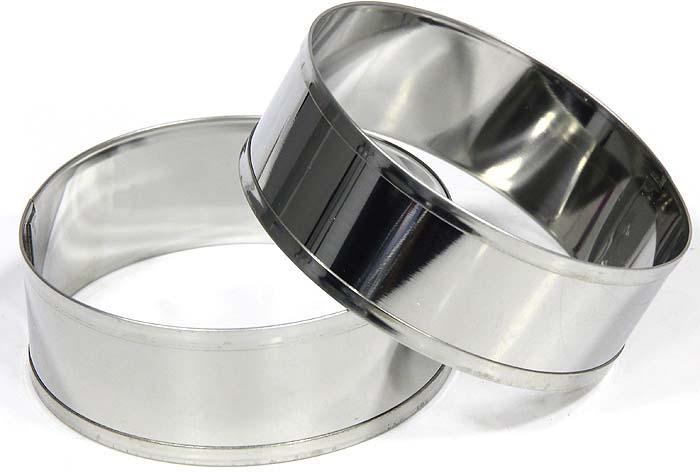 Кольца кулинарные Metaltex, 2 шт metaltex 25 24 50
