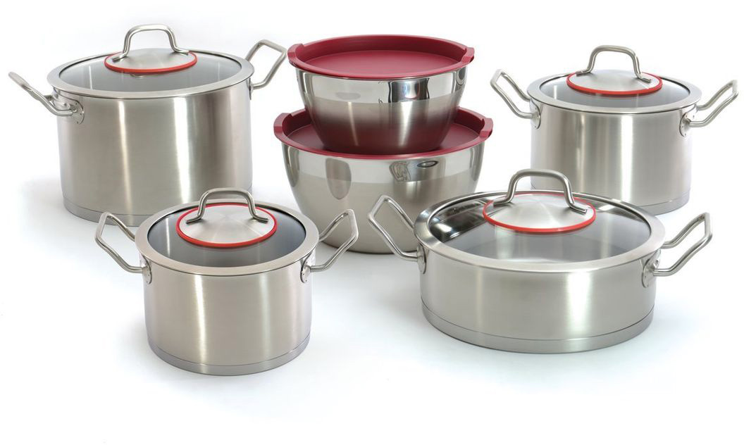 "Набор посуды BergHOFF ""Hotel Line"", 12 предметов"