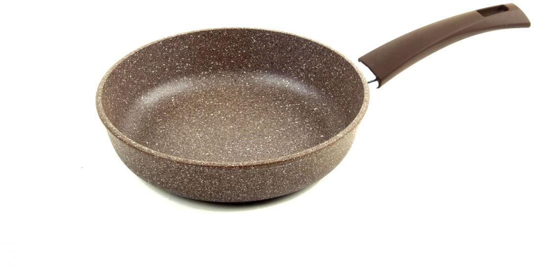 Сковорода Vari Pietra, с антипригарным покрытием. Диаметр 22 см сковорода vari pietra с антипригарным покрытием диаметр 28 см