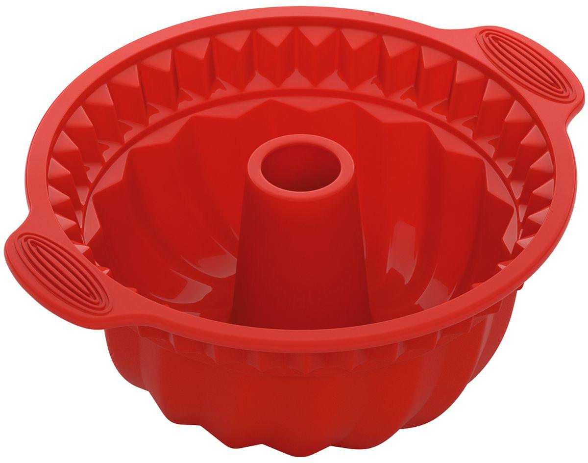 "Форма для выпечки Nadoba ""Mila"", силиконовая, 28 х 24 х 10 см"